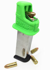 Sig Sauer P250, P320 9mm double-stack magazine loader by Hilljak - Neon Green