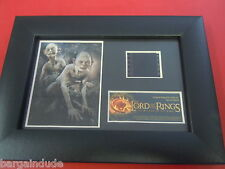 Film Cell Genuine 35mm Framed Matted Lord of the Rings Return the King USFC5608