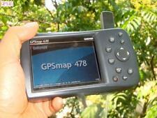 Garmin Gpsmap 478 Marine Gps Receiver ( With Antenna)