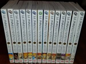 The Promised Neverland Manga 14 Vols. English Novel New 1-17 ( no 3,6,8 )