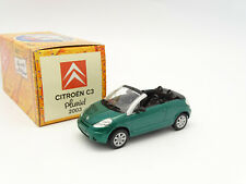 Norev Hachette 1/43 - Citroen C3 Pluriel Verte