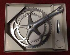 Guarnitura Bici Campagnolo Record 10 speed velocità 172.5 170 53 39 52 crankset
