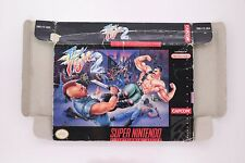 Final Fight 2  SNES Super Nintendo Box Only