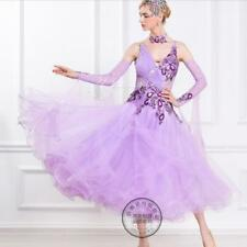 custom made elegant ballroom dancing competition dresses B-16153
