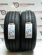 2 X 225/55 17 C RADAR ARGONITE 22555R17C 109/107H TYRES ( A ) WET GRIP