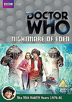 Doctor Who: Nightmare of Eden [DVD] [1979] Tom Baker is Dr Who -  FACTORY SEALED