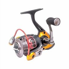 Quantum Hellcat  HC40F (10+1) BB Aluminum Spin Fishing Reel, NEW in Box