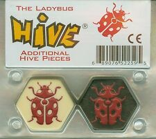 Hive Tile Game: The Ladybug Expansion - Adds 2 Pieces Gen 42 TCI 009 Booster