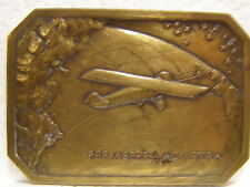 Charles Lindbergh ACCA Medal By John Gregory - Rare!