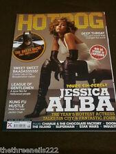 HOTDOG #63 - JESSICA ALBA - JUNE 2005