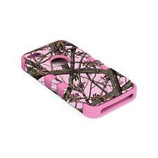 Proveil Reaper Pink Camo Phone Case, Camouglage Cover iPhone 4