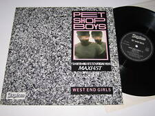 PET SHOP BOYS - West End Girls / 1984 Jonathan Maxi 12""