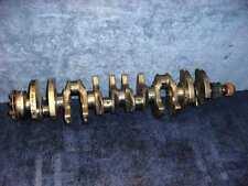CRANKSHAFT Engine Mercedes Benz  300SE W140 1992 1993 6 Cylinder