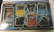 Pokemon Legendary Dragons Of Unova Gift Set.  Promos, Boosters, And Figurines