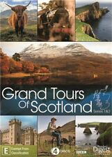 Grand Tours Of Scotland Series 1 & 2 DVD 2014 4-Disc Set Brand New Sealed