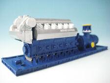 DUHA Ladegut Spur H0 11555 - Schraubenpumpe mit Motor und Rahmen