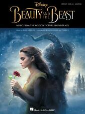 Beauty and the Beast Sheet Music from Movie Soundtrack Piano Vocal Gui 000234049
