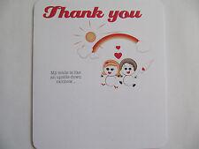 Merci de me faire Sourire Coloré Amour Carte Anniversaire Carte De Vœux