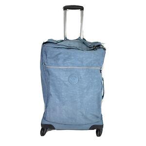 "Kipling Darcey WL4767-441 Blue Softside Spinner Wheel Luggage True Carry On 25"""