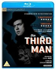 The Third Man (1949 film) Commentary PG Rated DVDs & Blu-ray Discs