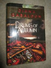 HC book, Drums of Autumn by Diana Gabaldon, 1997, Outlander series