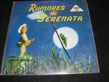 Scarce and Unusual COLUMBIA LP Rumores De Serenata TRIO EMILIO MURILLO ZEIDA Nic