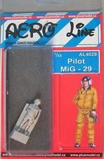 PILOT MIG-29 AERO LINE 1/48 RESIN