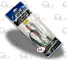 AMP INTEGRATION WIRING HARNESS FOR NISSAN INFINITY 95-05