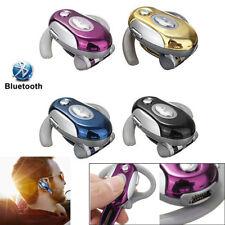 Bluetooth Wireless Earpiece Headset Headphones for Samsung J7 J5 J3 Prime iPhone