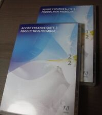 Adobe CS3 Production Premium Mac