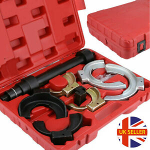 Macpherson Car Spring Compressor Dumper Strut System Coil Clamp Tool Set UK