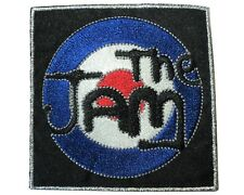 The Jam MOD Revival Punk Rock Band Iron/ Sew On Embroidered Cloth MODS Patch NEW