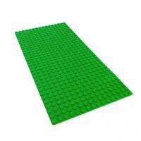 1 x Lego System Bau Basic Grund Platte Bright hell grün flach 32 x 16 Noppen 16x