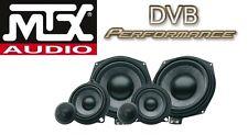 MTX MTXTX6.BMW 3-Way Component Speaker upgrade for BMW X3 E83