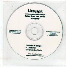 (EV23) Lizzyspit, Little Dan / Stars In The Water - 2008 DJ CD