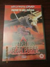Operation Delta Force  DVD (NEW SEALED)