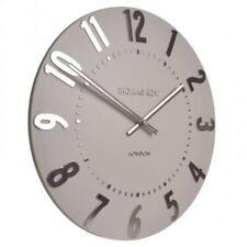 NEW Thomas Kent Mulberry Wall Clock, Blush Pink, 30cm