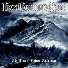 Witches Hammer's Flame - Ad Fine Nivis Aeternae CD,BRANIKALD,RUSSIA BLACK METAL