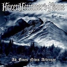 HexenHammer's Flame - Ad Fines Nivis Aeternae CD,BRANIKALD,RUSSIA BLACK METAL