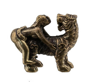 Amulett Thai Tiger Erotik Attraction Etre Liebe- Amour 6473 J17