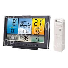 Acurite estación meteorológica con pantalla LCD de color y sensor exterior inalámbrico