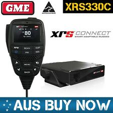 GME XRS-330C 5W 80CH UHF CB TWO WAY COMPACT RADIO XRS 330C TRUCK BLUETOOTH CAR