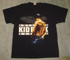 New listing Vtg 2004 Kid Rock American Badass Concert Tour T Shirt Mens Xl Rock Band Tee
