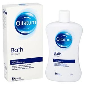 Oilatum Emollient Bath Formula / Bath Oil 300ml x 3