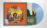 Nazareth - Rampant - New Blue Vinyl LP + Dollar Bill Sticker