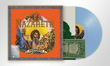 Nazareth - Rampant - New Blue Vinyl LP + Dollar Bill Sticker
