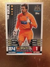 Match Attax 14/15 Newcastle United #200 Tim Krul