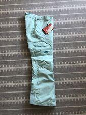 North Face HyVent Ski Pants Aqua - Size Medium New!