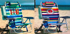 3x Tommy Bahama Backpack Cooler Chairs 1x Umbrella