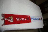 BUFANDA NUEVA DE LA UEFA EUROPA LEAGUE ENTRE SEVILLA FC Y F91 DUDELANGE SCARF